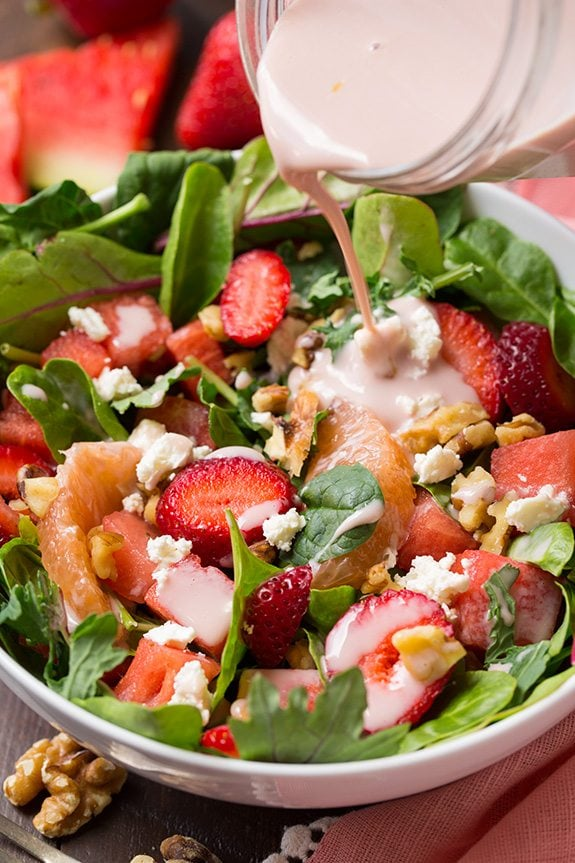 Pink Detox Salad (from Skinny Suppers Cookbook) | Cooking Classy
