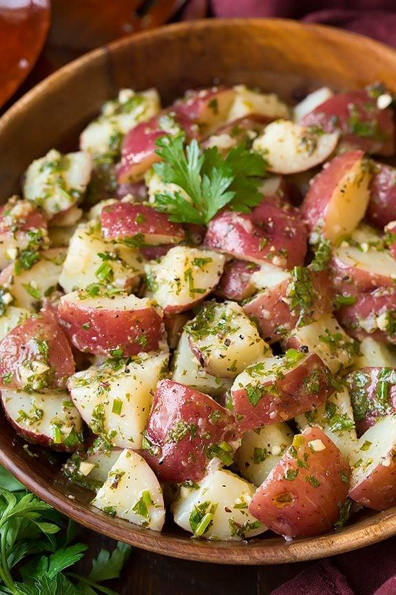Potato Salad Recipe With Herbs