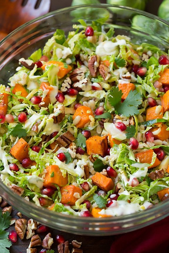 Brussel Sprout Salad Recipe Whole Foods