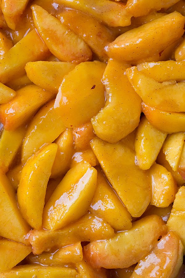 Peach Cobbler | Cooking Classy