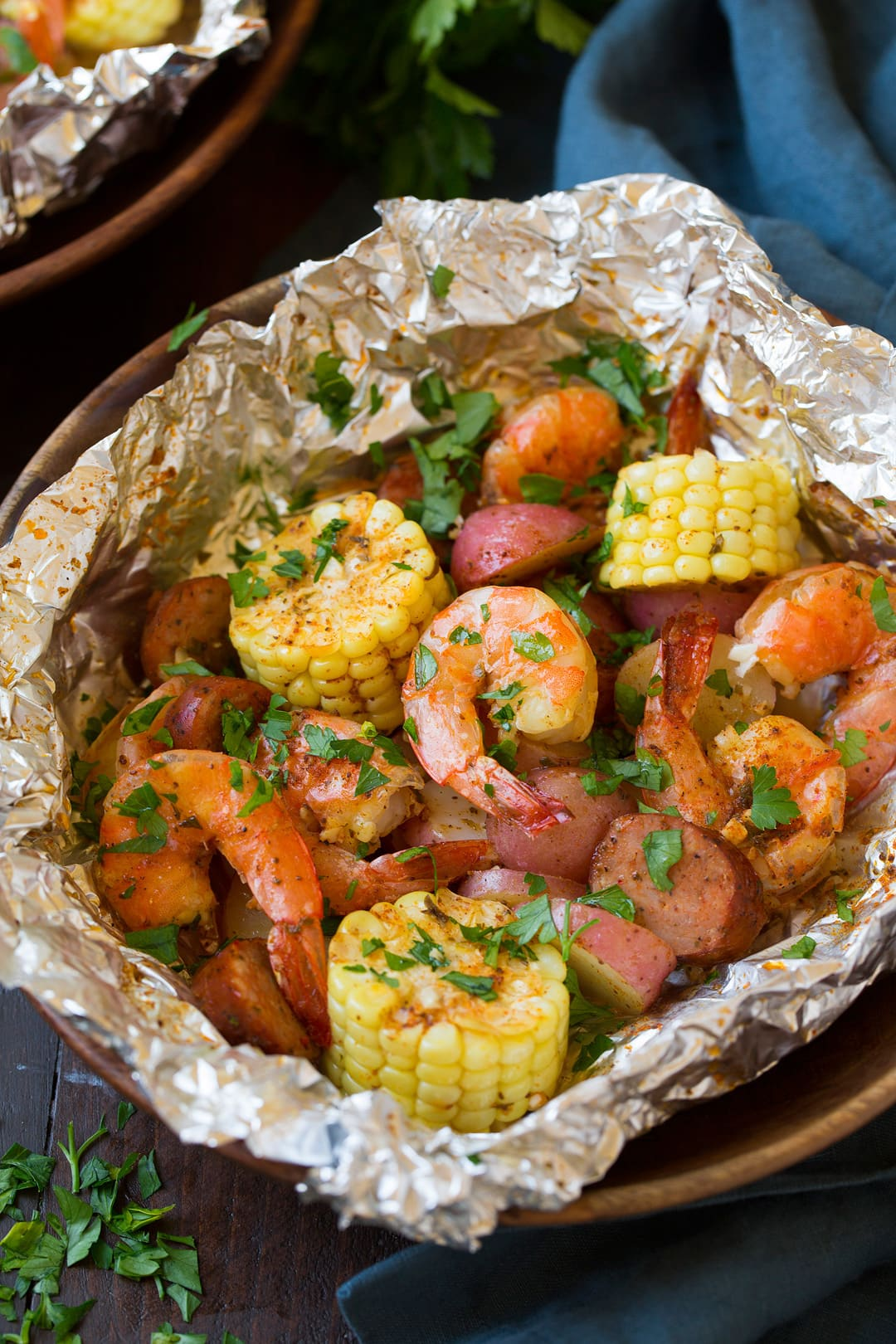 Shrimp Boil Packets