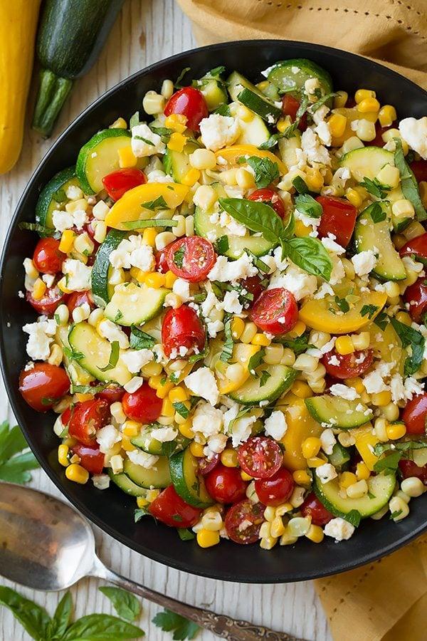 Summer Harvest Salad | Cooking Classy