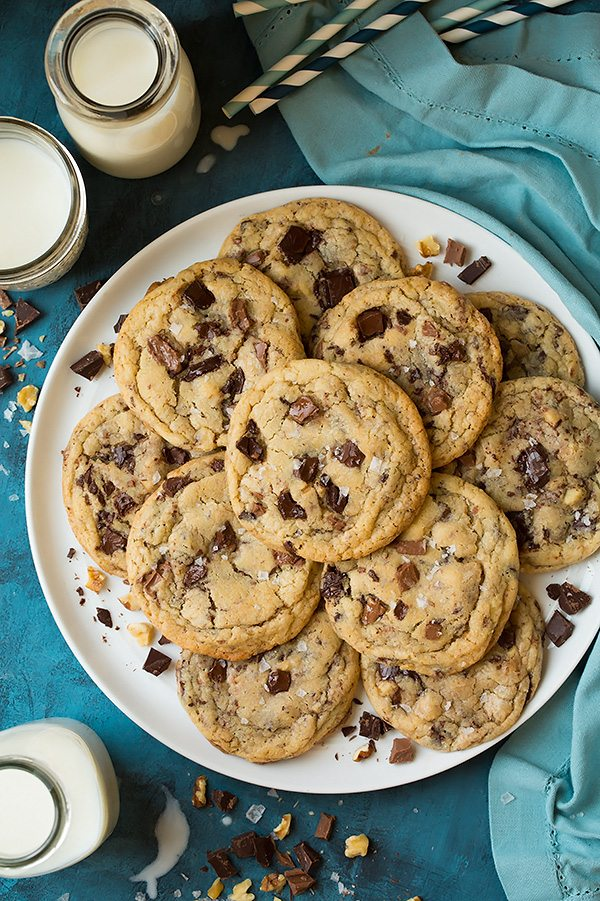 Chocolate Chunk Cookies | Cooking Classy