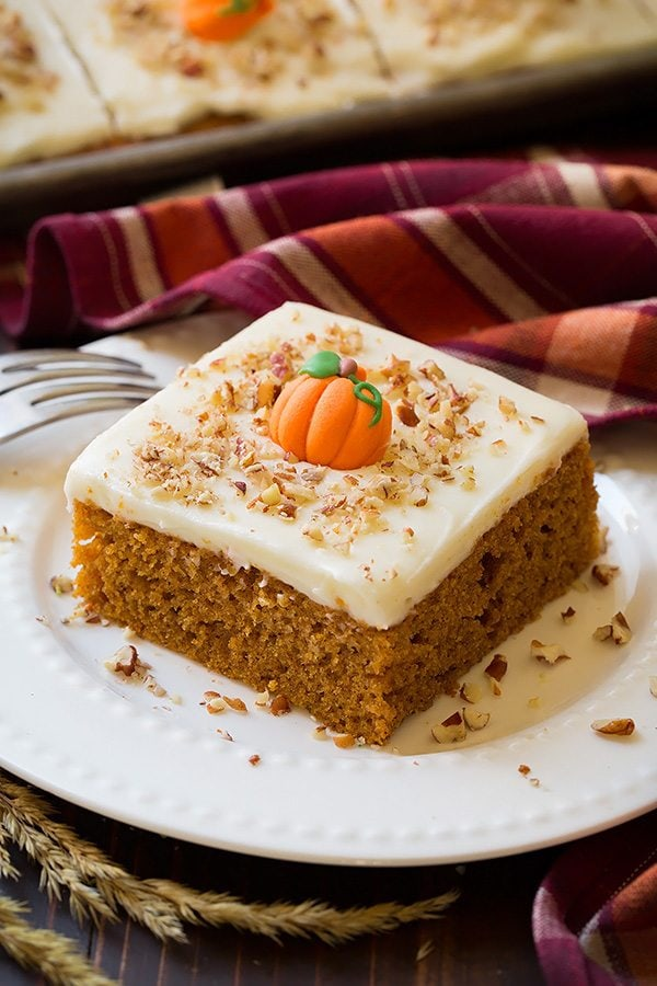 Cake Autumn Frosting