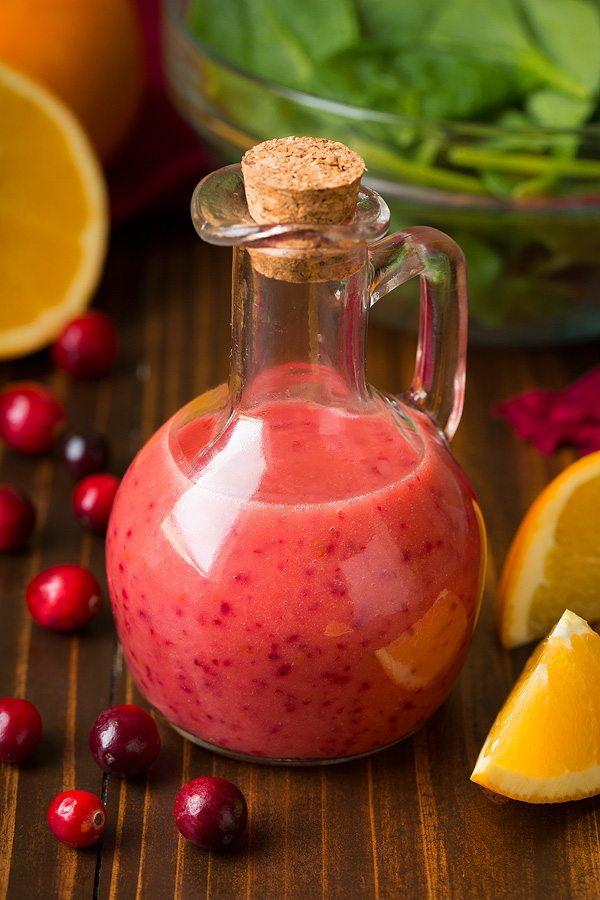 Cranberry Orange Vinaigrette | Cooking Classy