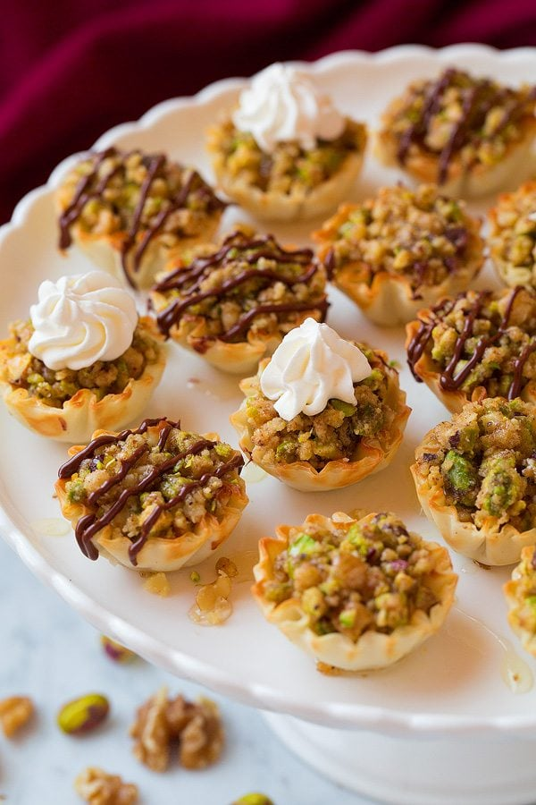 Baklava Bites | Cooking Classy
