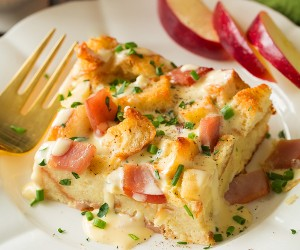 Overnight Eggs Benedict Casserole | Cooking Classy