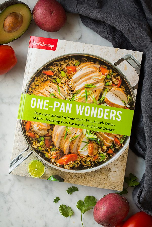 Cook's Country One Pan Wonders Cookbook