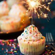 Funfetti Mini Cheesecakes | Cooking Classy