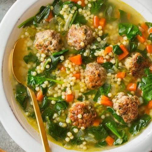 Italian Wedding Soup Cooking Classy