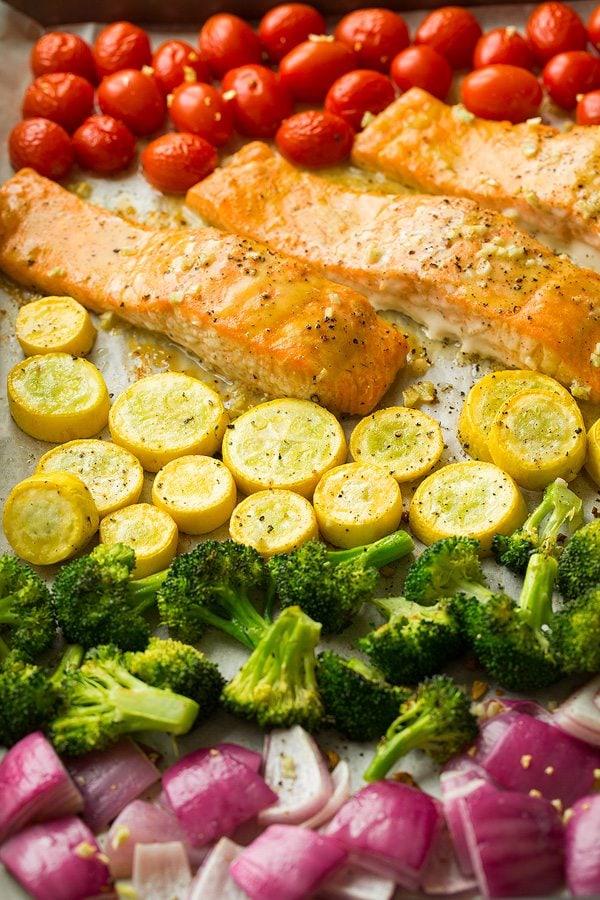 sheet-pan-salmon-rainbow-veggies-9