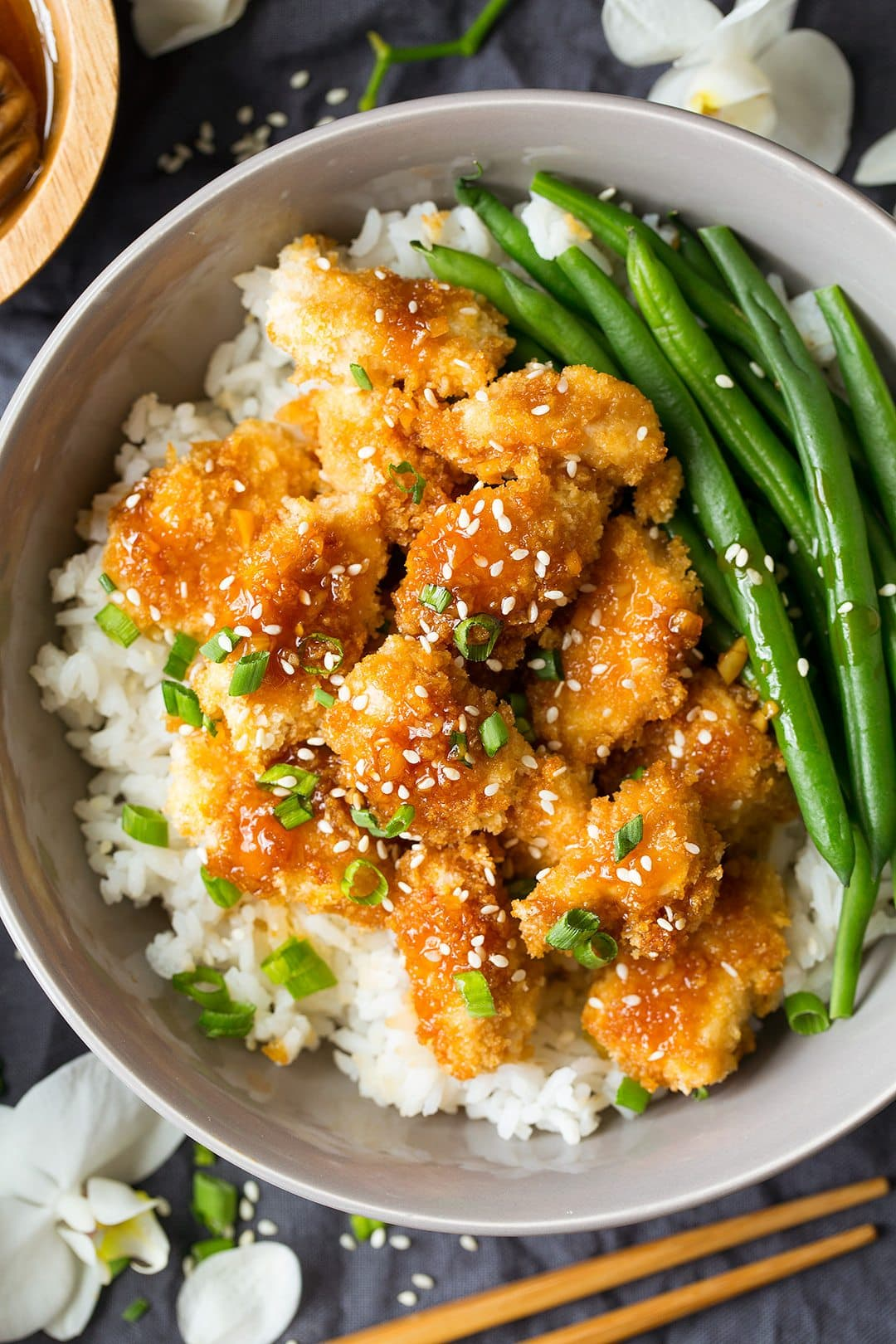 chicken honey garlic baked recipes cooking rice classy oven pan recipe breasts follow delicious cookingclassy skinless print