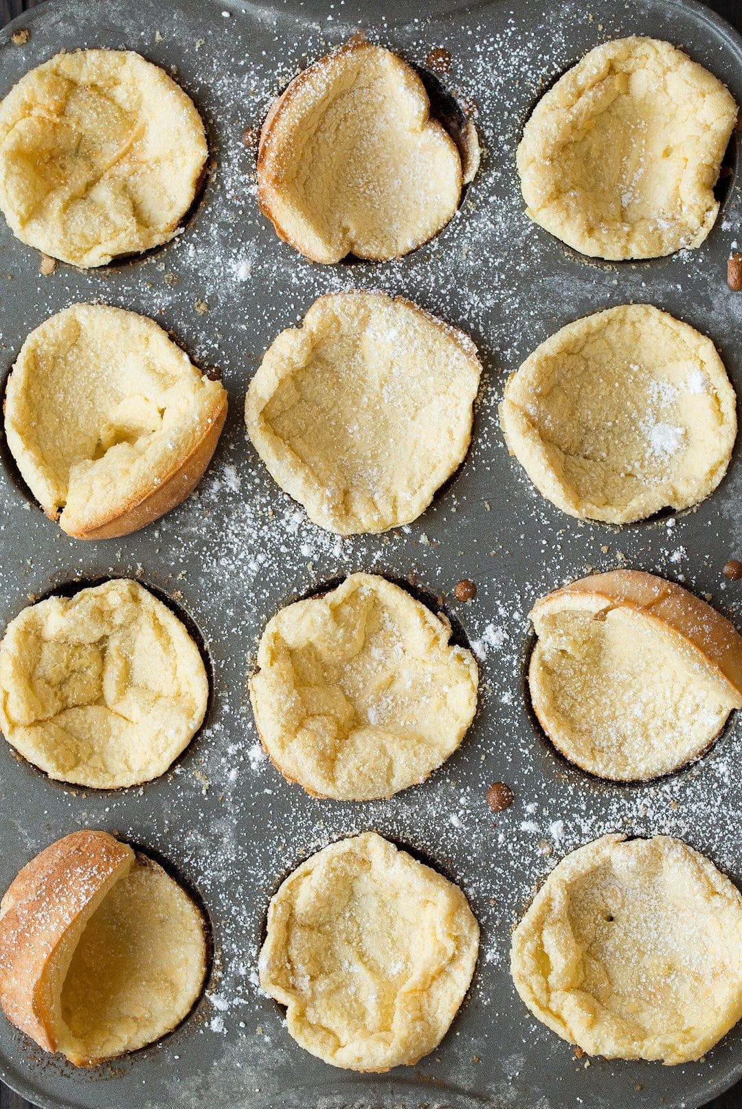 Mini German Pancakes