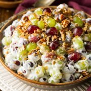 Creamy Grape Fruit Salad