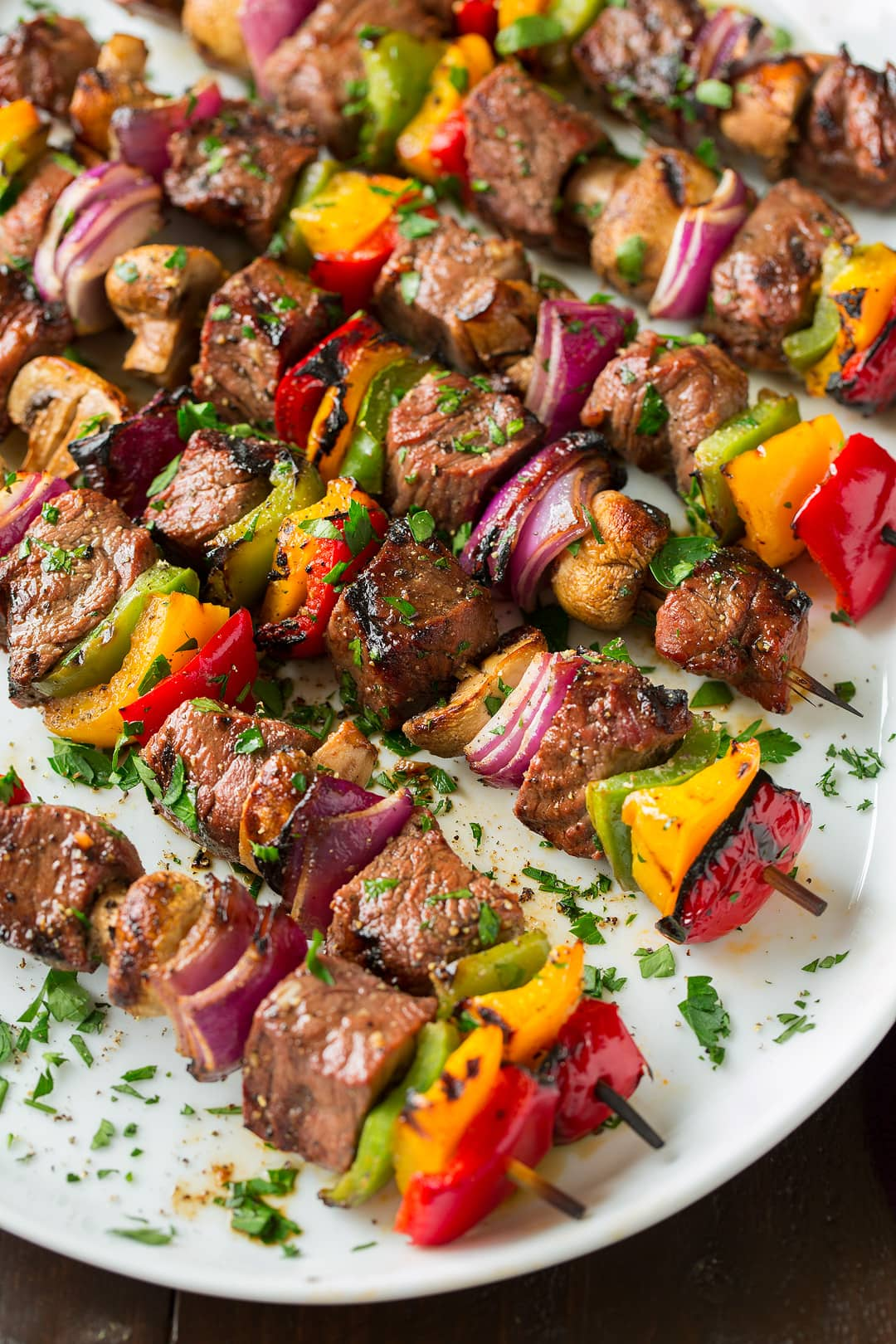 Steak kebabs a flavorful steak recipe cooking classy for Divan kebab carte