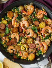 Shrimp Boil Skillet