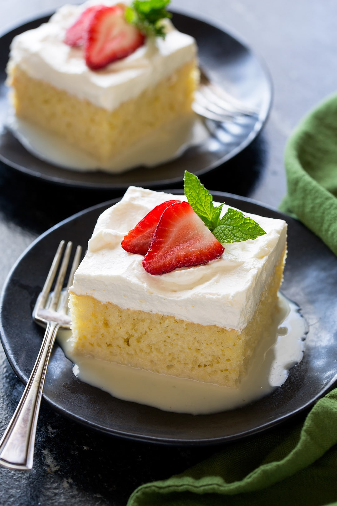 print tres leches cake ingredients cake 1 1 2 cups 200g cake flour 1 1 ...