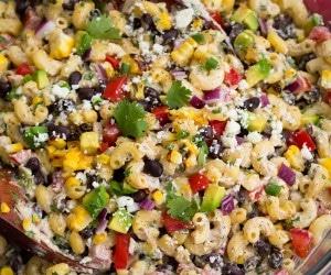 Mexican Macaroni Salad