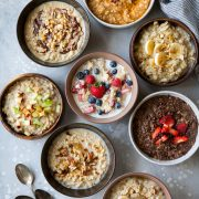 Oatmeal Eight Ways