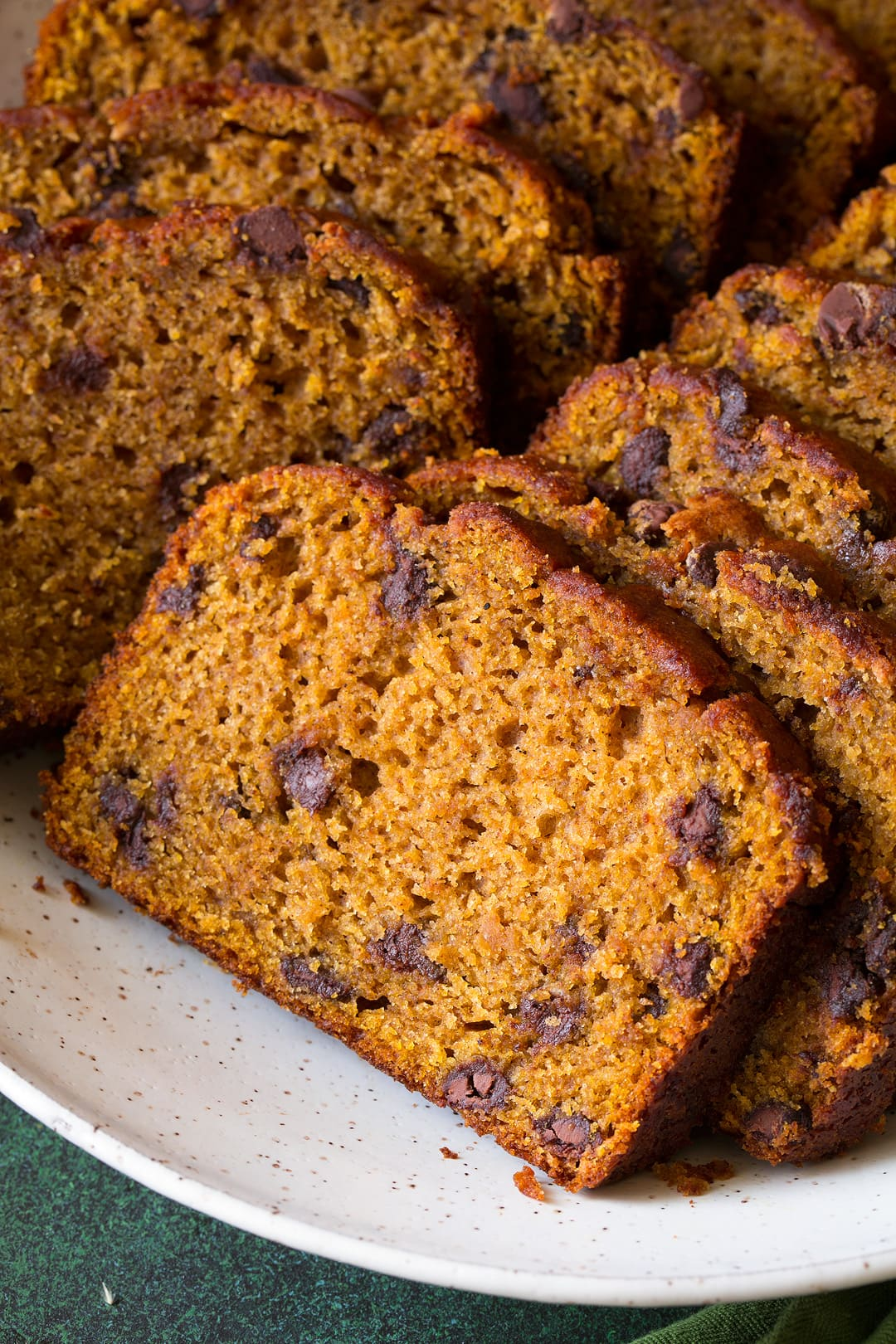 Pumpkin Chocolate Chip Bread Cooking Classy
