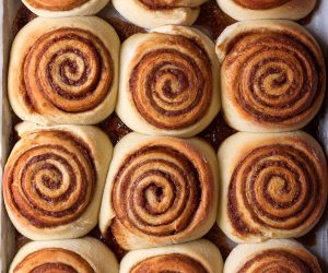 Better Than Cinnabon Cinnamon Rolls
