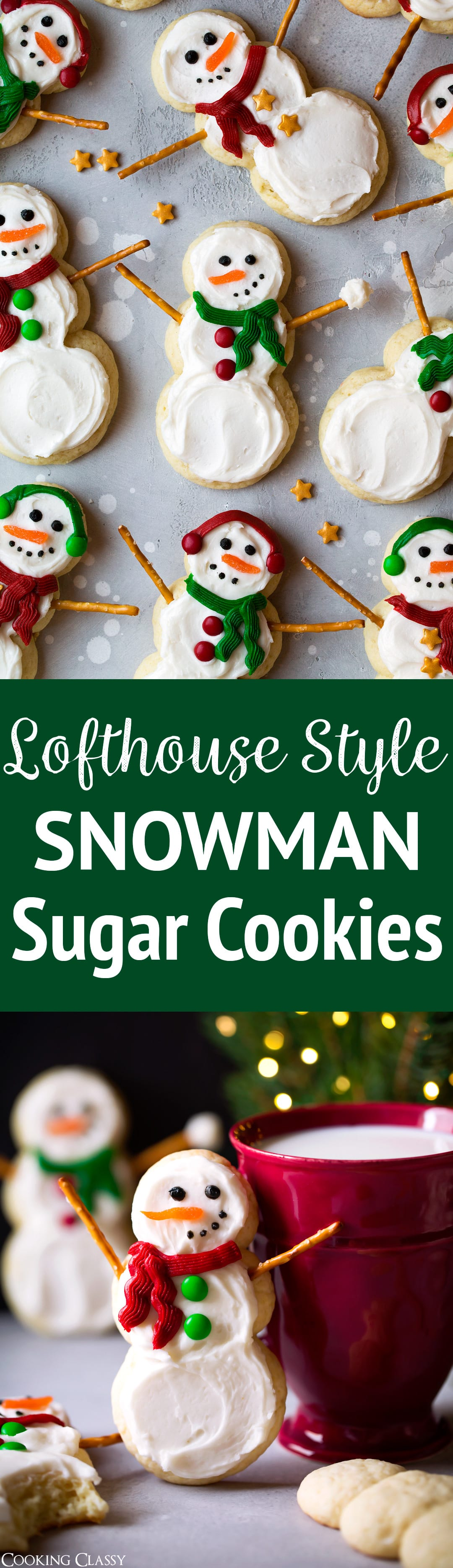 how to make soft sugar cookies like the store