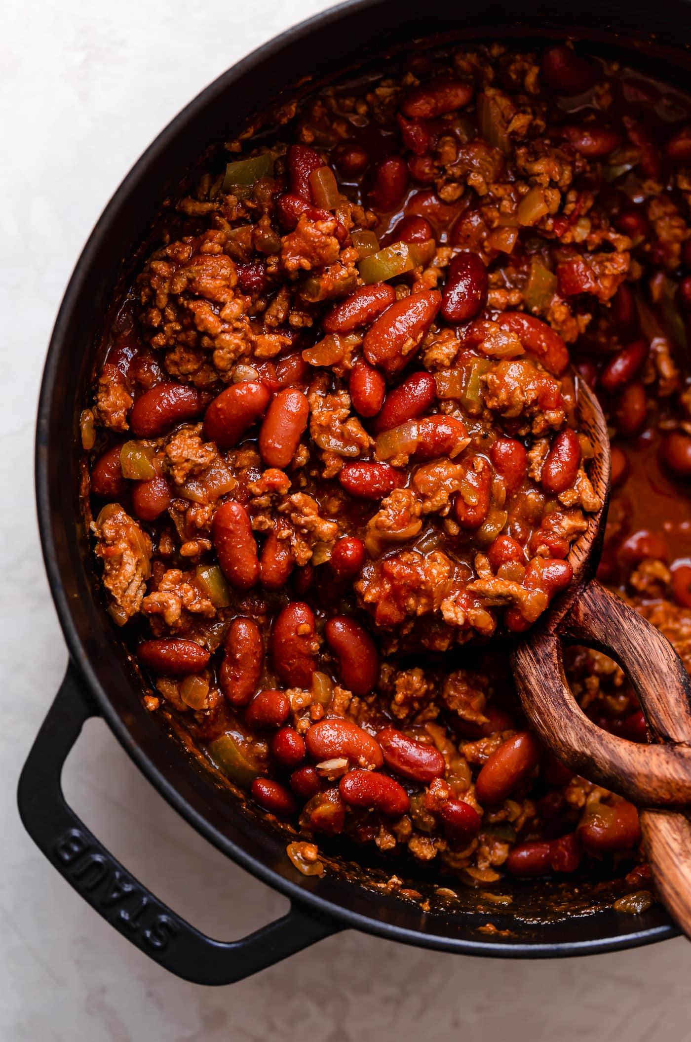 How To Make Turkey Chili Recipe