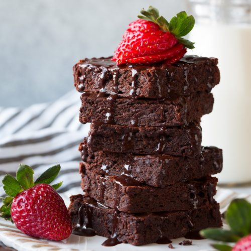 healthier brownies cooking classy