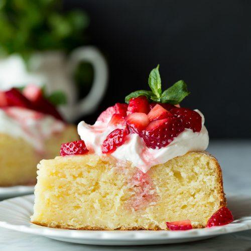 Lemon Ricotta Cake Cooking Classy