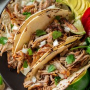 Instant Pot or Slow Cooker Carnitas