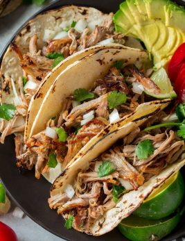 Instant Pot or Slow Cooker Carnitas