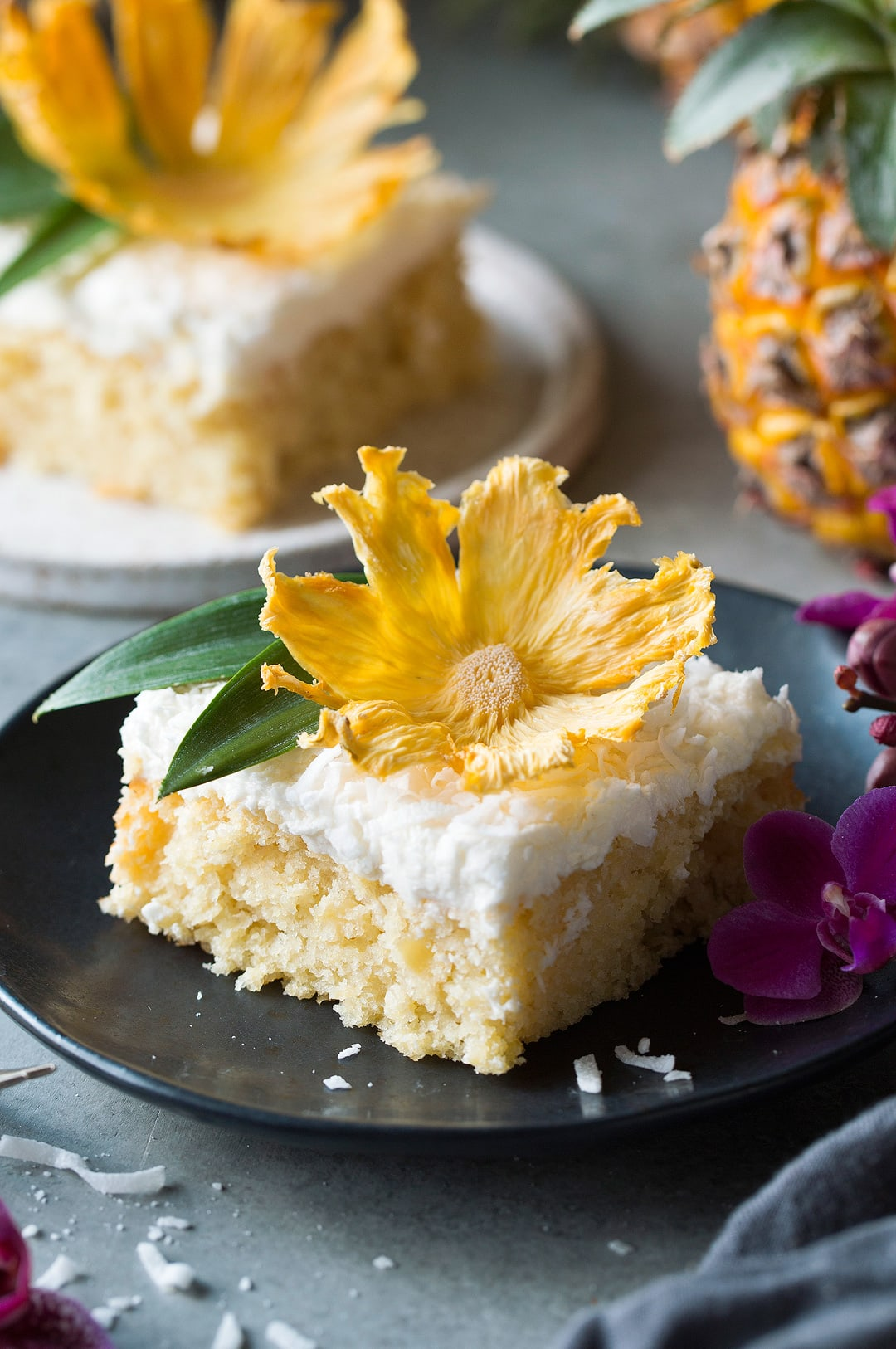 Pineapple Cake From Scratch Cooking Classy
