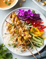 chicken satay recipe