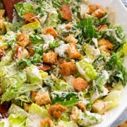 Caesar Salad Recipe Homemade Dressing