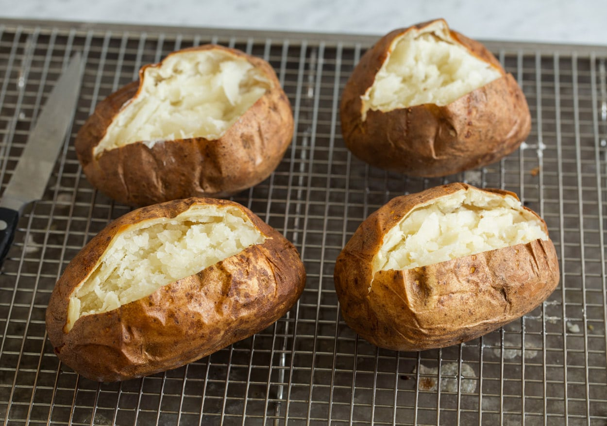 Best Baked Potatoes Perfect Every Time Cooking Classy
