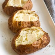 best baked potato method
