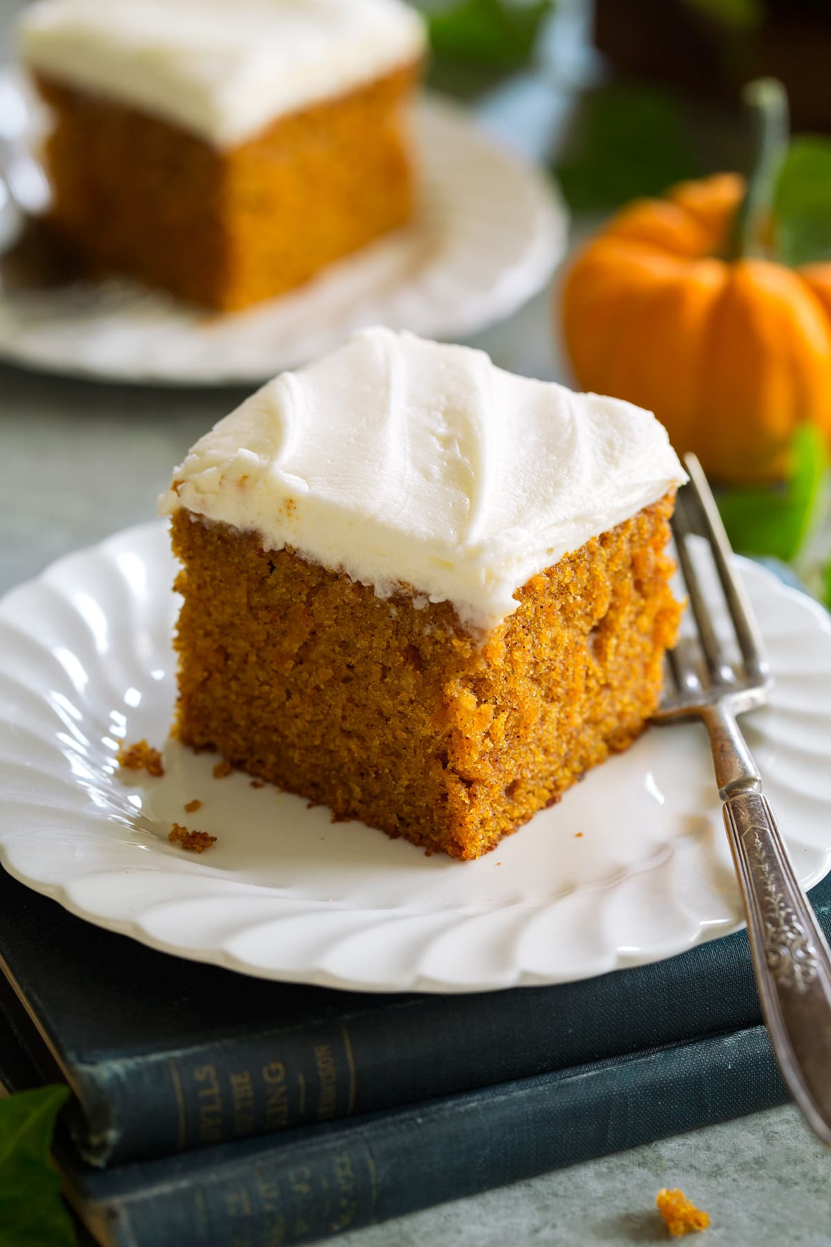 Easy Pumpkin Cake Recipe