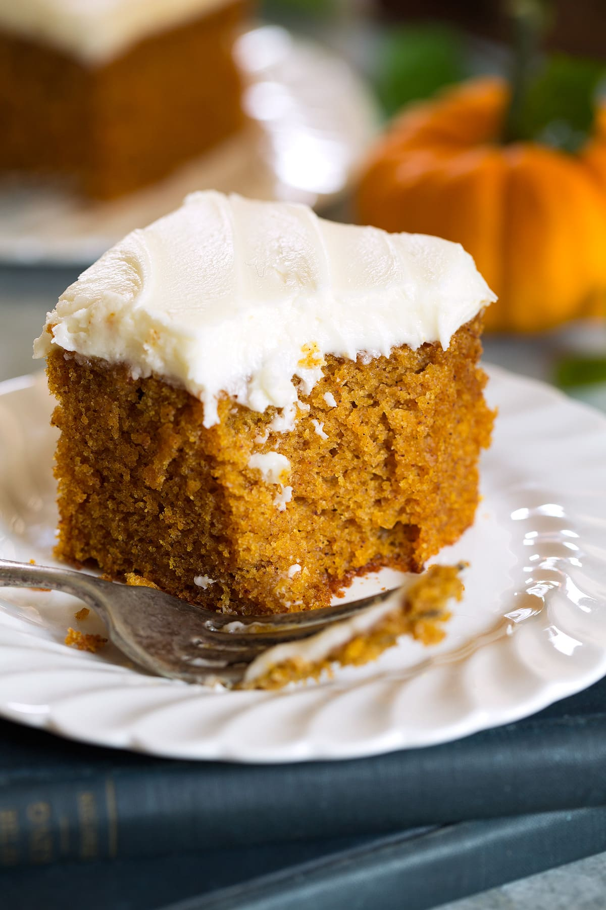 Pumpkin Cake