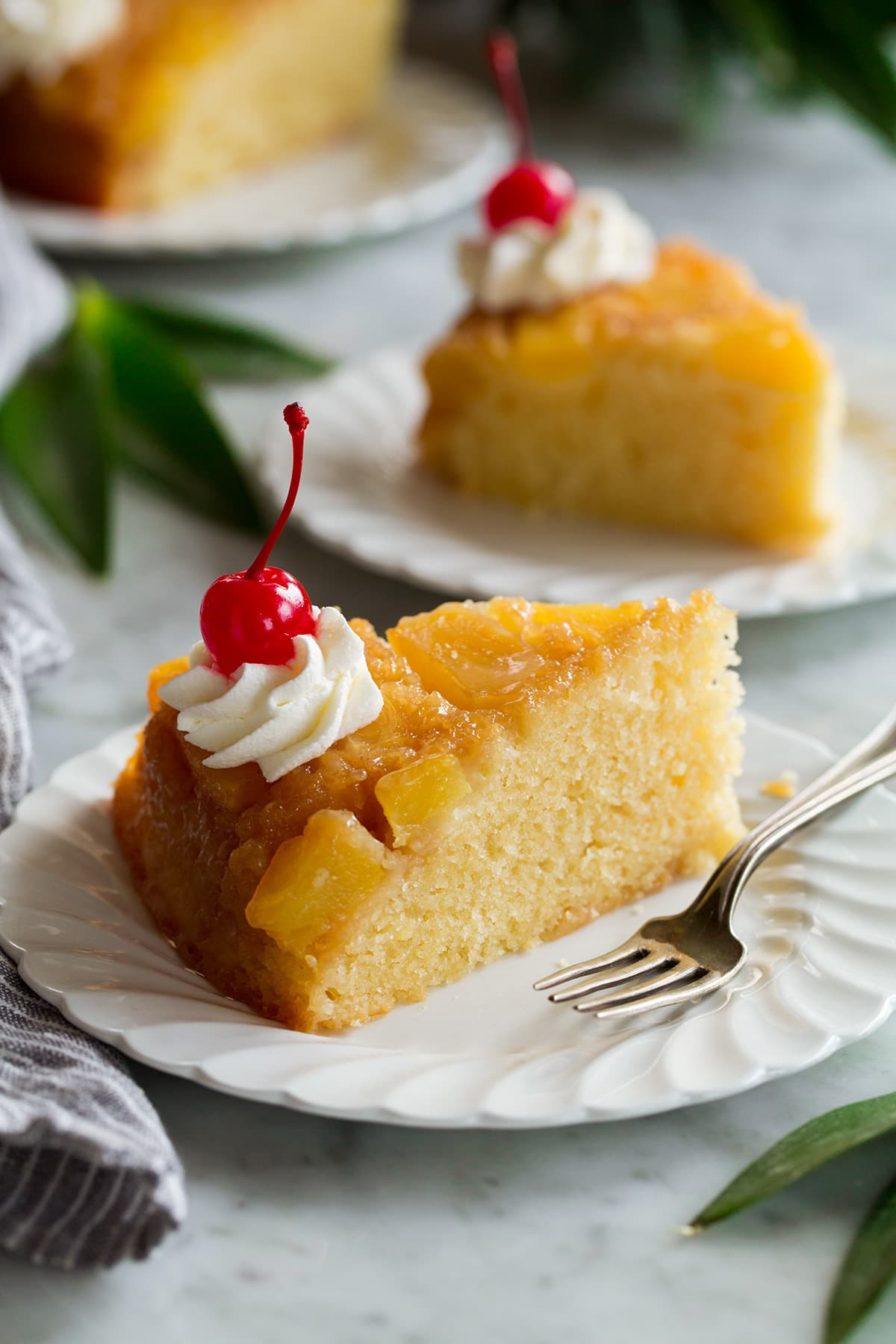 Pineapple Upside Down Cake Recipe Cooking Classy
