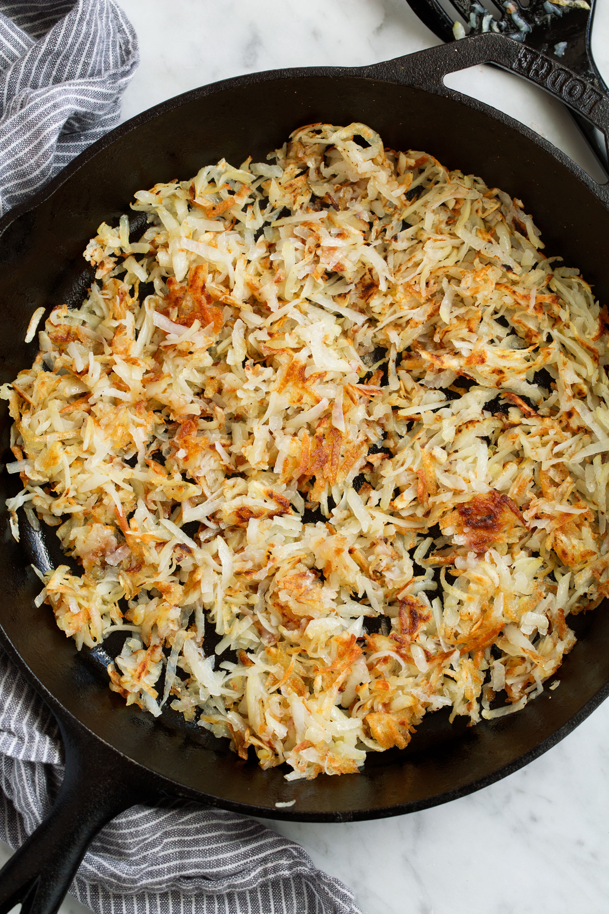 How To Make Hash Browns Cooking Classy