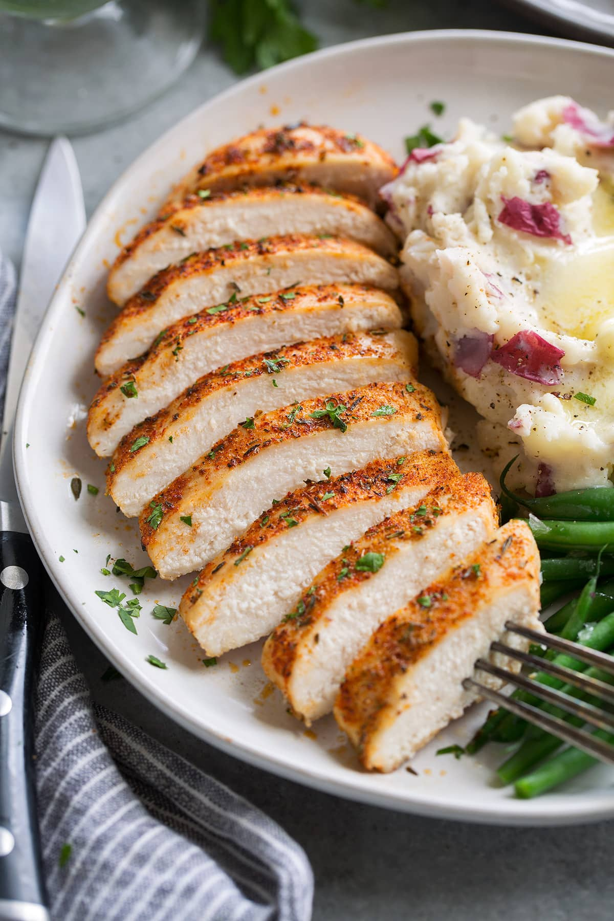 Baked Chicken Breast Easy Flavorful Recipe Cooking Classy