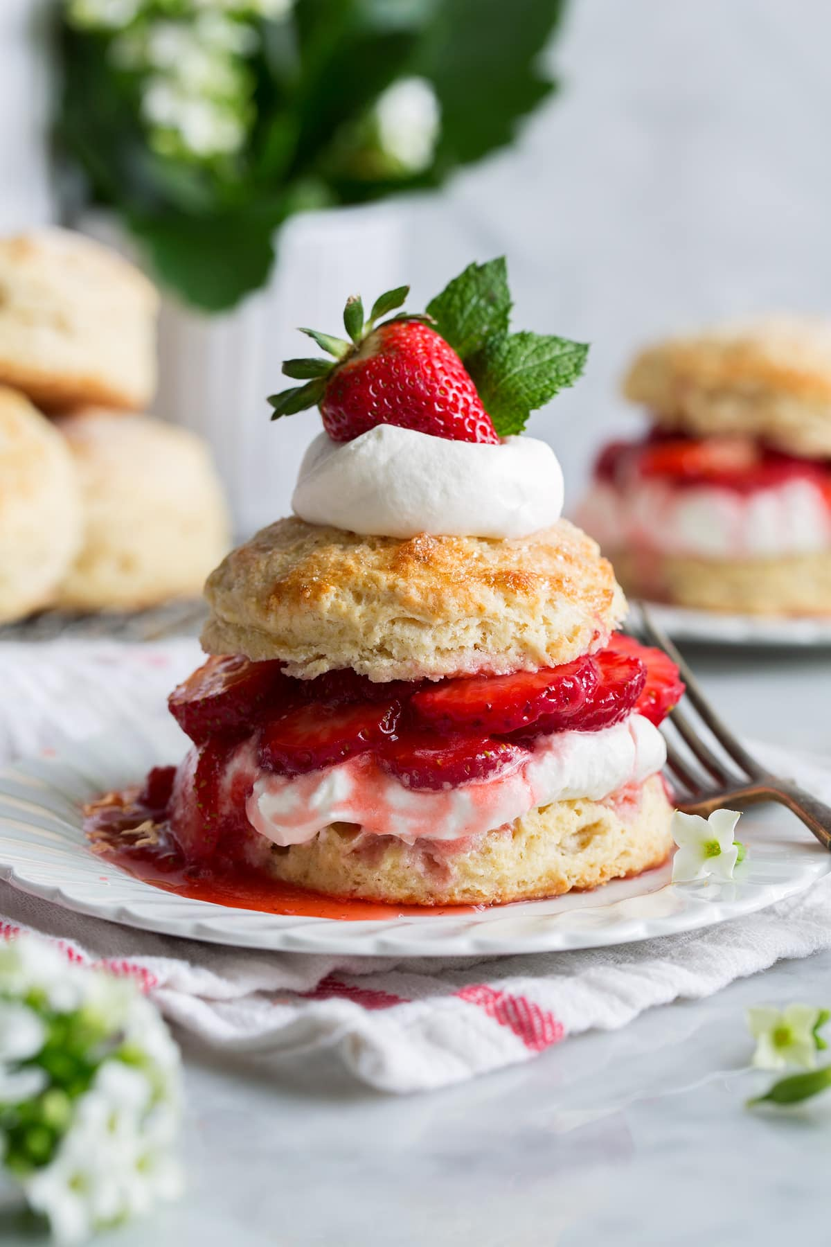 Best Strawberry Shortcake Recipe Cooking Classy