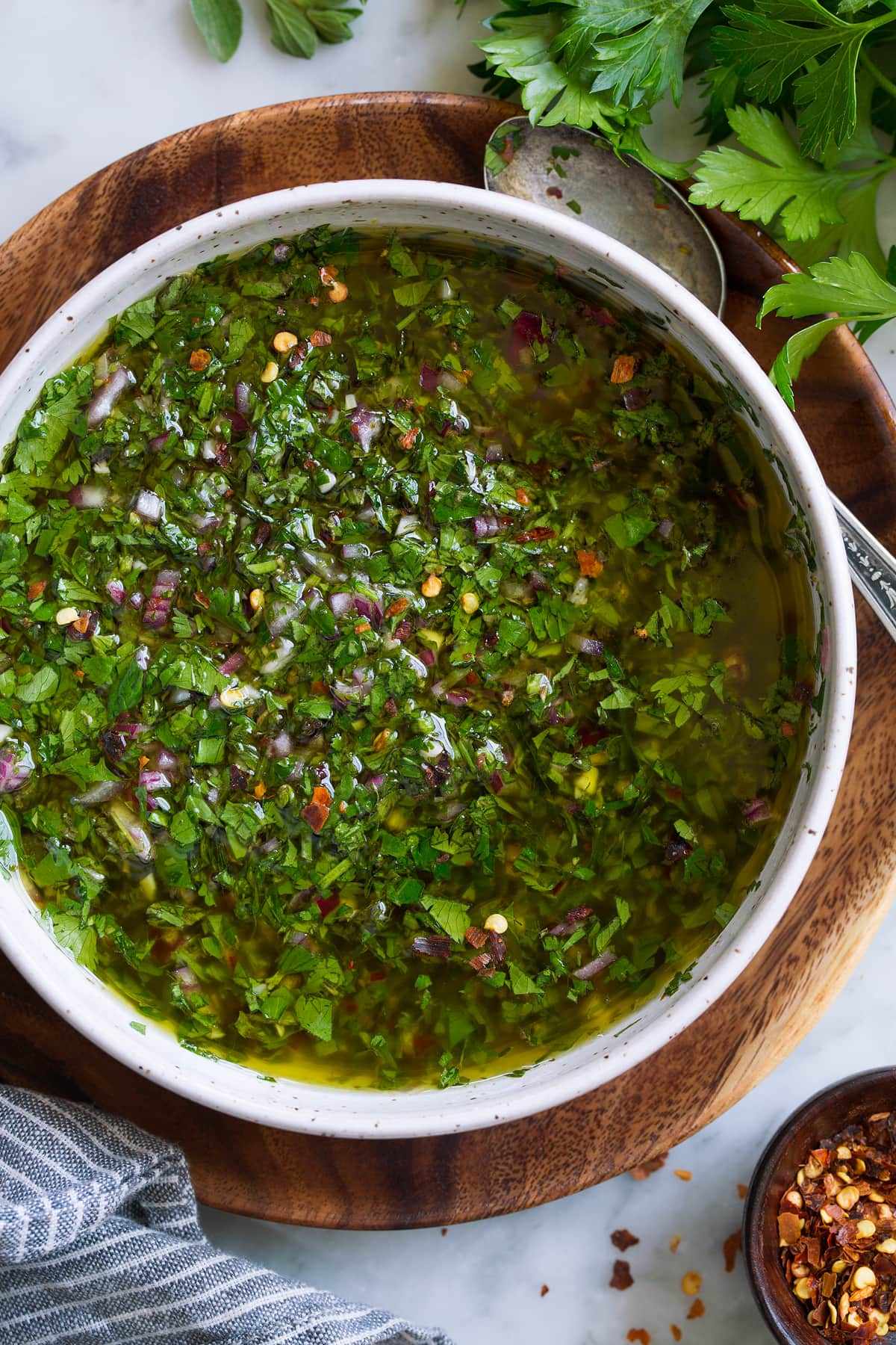 Chimichurri Sauce Recipe Most Flavorful Cooking Classy