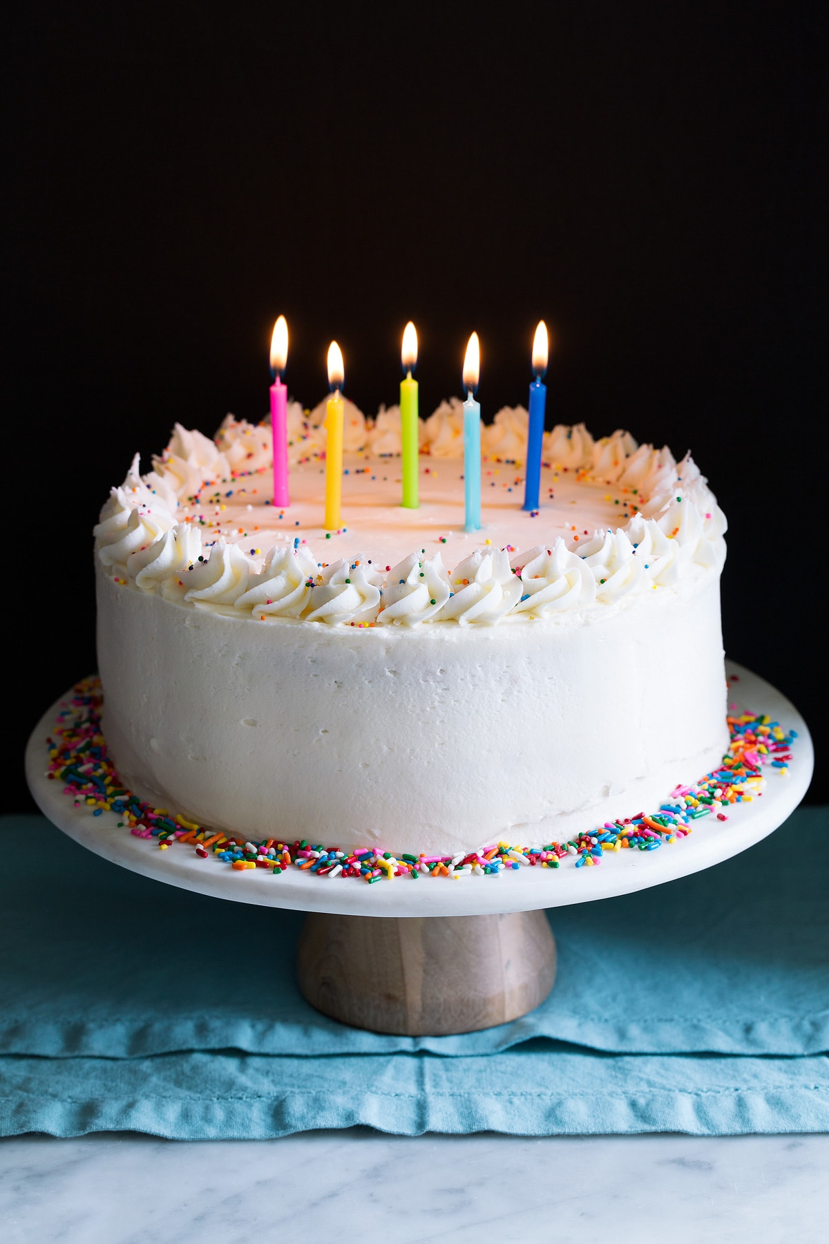 Amazing Best Birthday Cake Recipe Funfetti Cake Cooking Classy Funny Birthday Cards Online Overcheapnameinfo