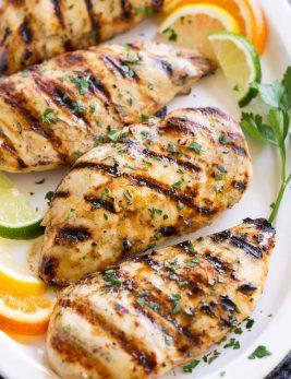 Chicken Marinade Triple Citrus