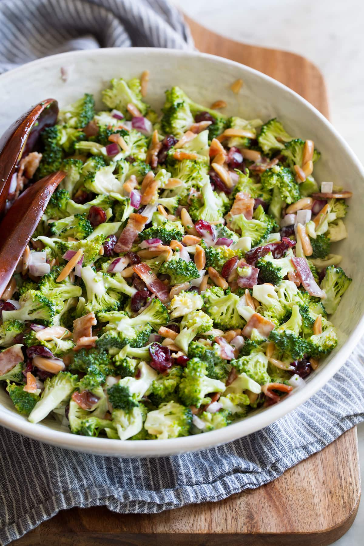 Broccoli Salad Recipe Cooking Classy