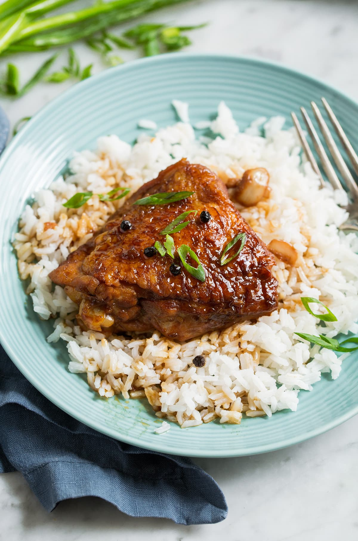 Chicken Adobo Recipe Cooking Classy