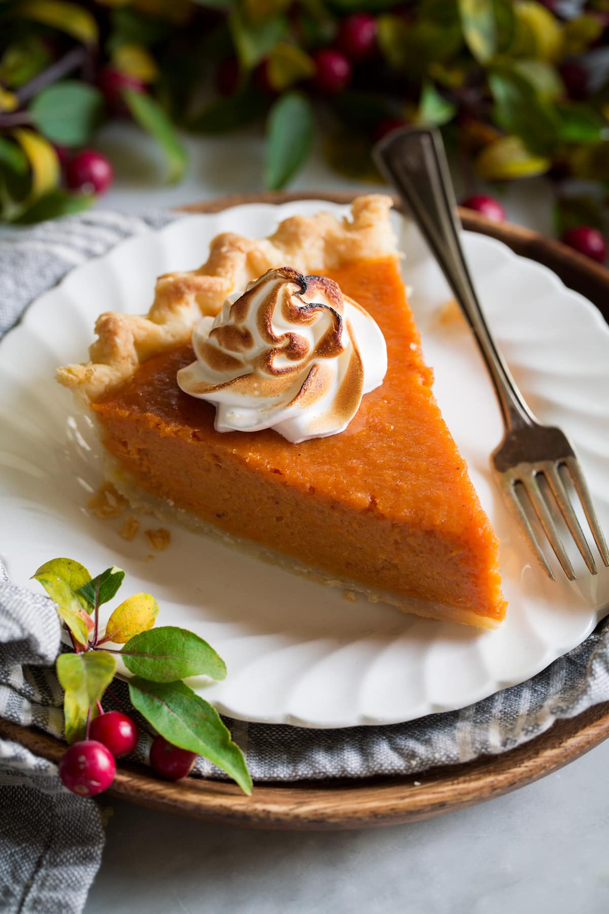 Sweet Potato Pie Recipe - Cooking Classy