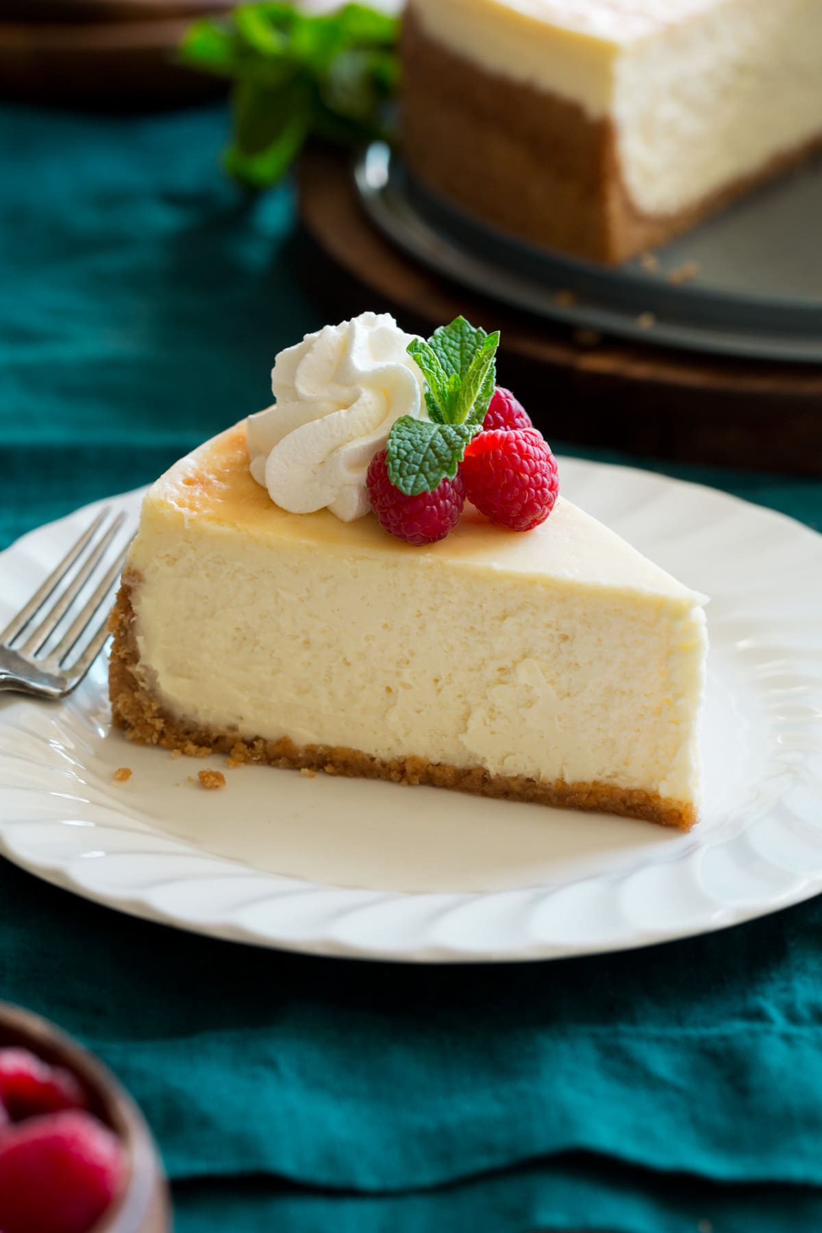 Best Cheesecake Recipe Cooking Classy