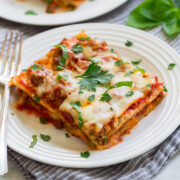 Easiest Lasagna
